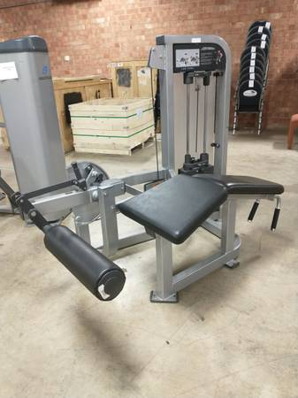 Photo Life Fitness Lying Leg Curl - Used - $1,315 (Hickory)