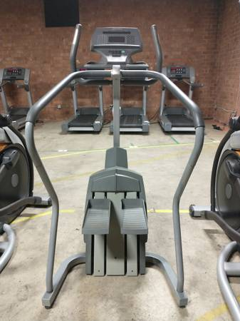 Photo Life Fitness Stepper - Used - $355 (Hickory)