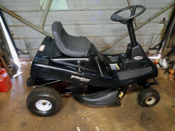 Photo Murray Select riding mower - $375 (Newton)