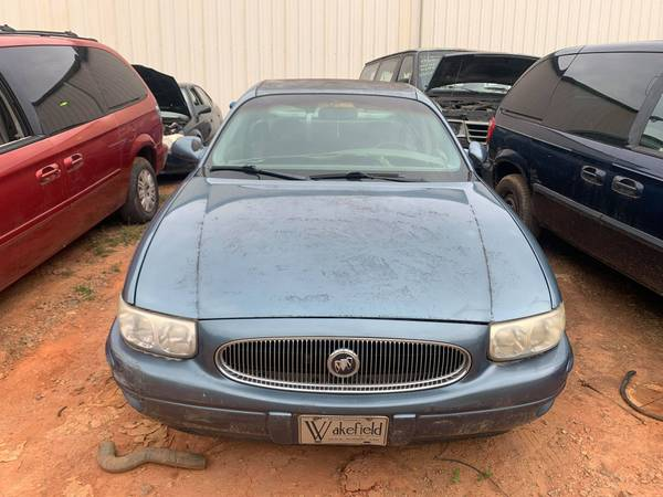 Photo PARTING OUT 01 BUICK LESABRE 3.8 3800 AUTO GOOD ENGINE TRANSMISSION (FOREST CITY NC)