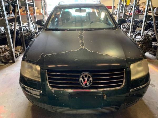 Photo PARTING OUT 05 PASSAT WAGON 2.8 V6 AUTO GOOD ENIGNE TRANSMISSION CALL (FOREST CITY NC)
