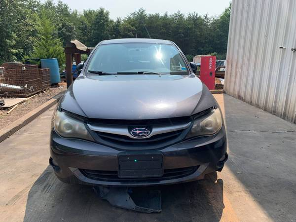 Photo PARTING OUT 11 SUBARU IMPREZA WAGON 2.5 AUTO AWD GOOD TRANSMISSION (FOREST CITY NC)