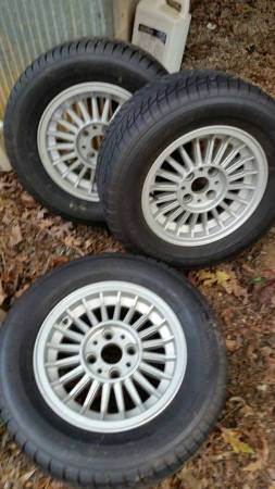 Photo SIX 13 in BMW 1975 to 1983 alpina wheels 3 series 315 316 318 320 323 - $800 (hickory nc)