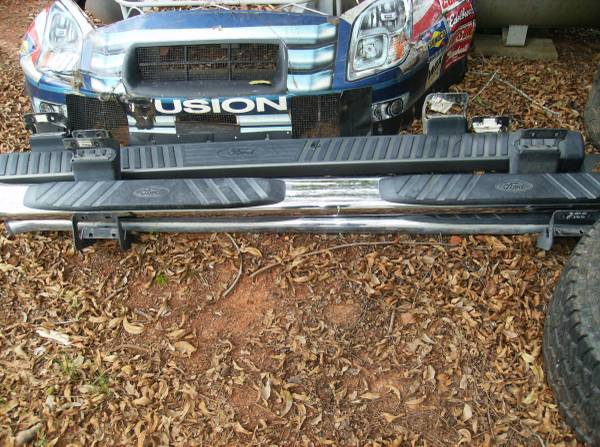 Photo Tool Boxes Brush Guard Running Boards Factory Dodge Chevy Ford - $100 (Newton)