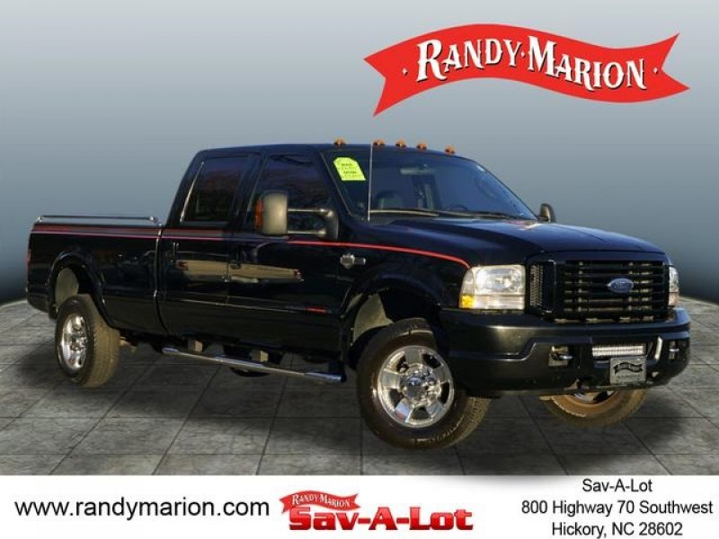 Photo Used 2004 Ford F350 Harley-Davidson for sale