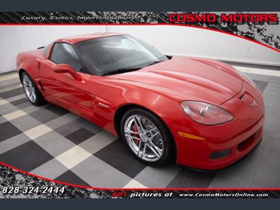 Photo Used 2008 Chevrolet Corvette Z06 Coupe for sale