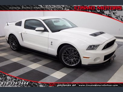 Photo Used 2011 Ford Mustang Shelby GT500 Coupe for sale