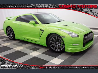 Photo Used 2012 Nissan GT-R  for sale