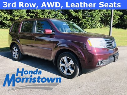 Photo Used 2013 Honda Pilot 4WD EX-L for sale