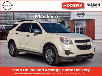 Photo Used 2014 Chevrolet Equinox FWD LT w 1LT for sale