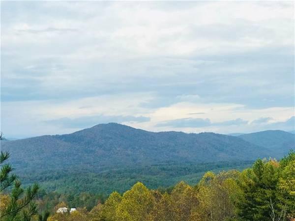 Photo 10K PRICE DROP Lot 204B, 1.62 acres Long range views (The Coves Mountain River Club, Lenoir NC)