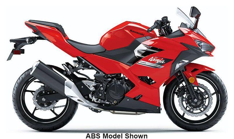 Photo 2021 Kawasaki Ninja 400 $4999