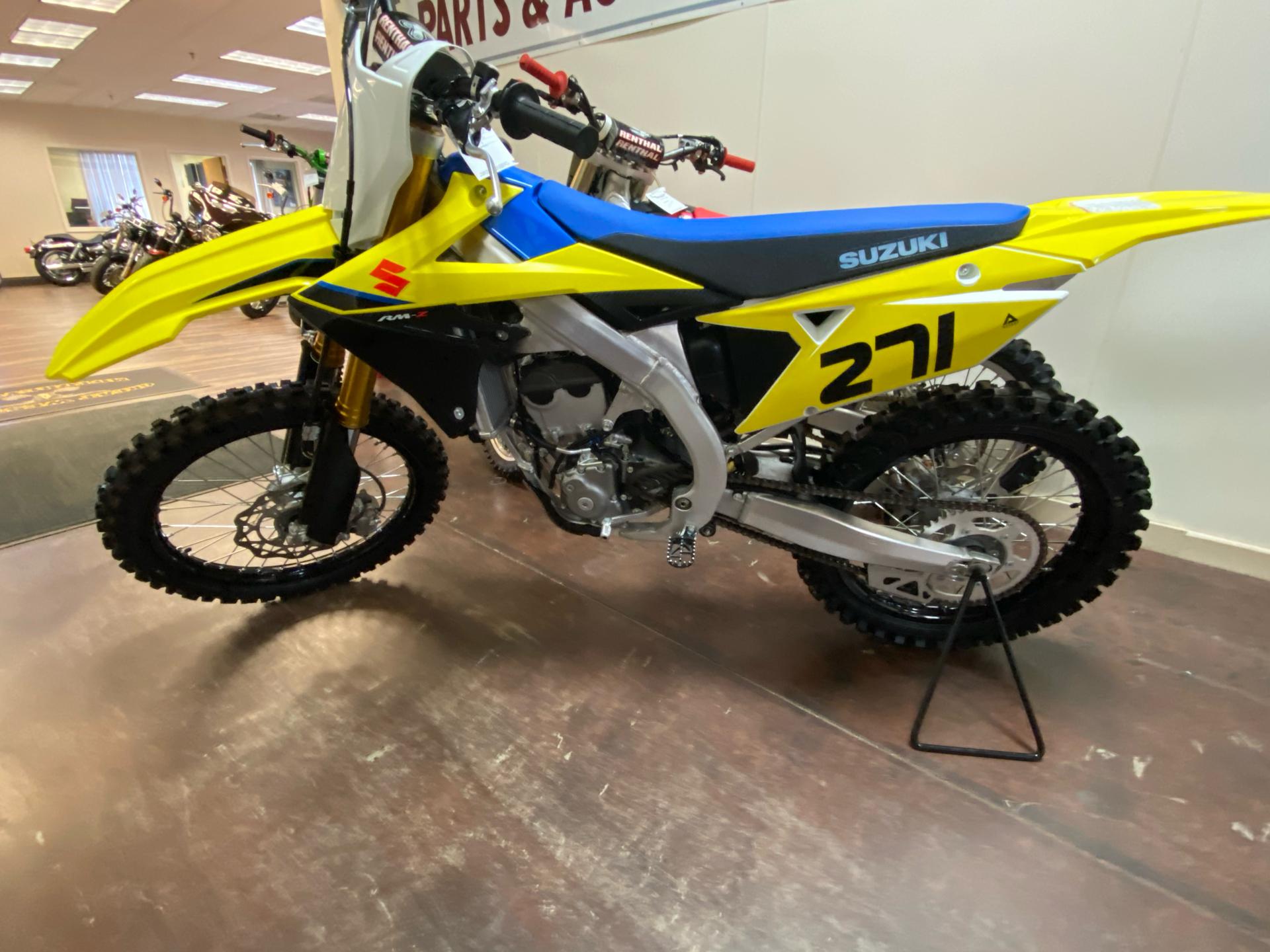 Photo 2020 Suzuki RM-Z250 $7333