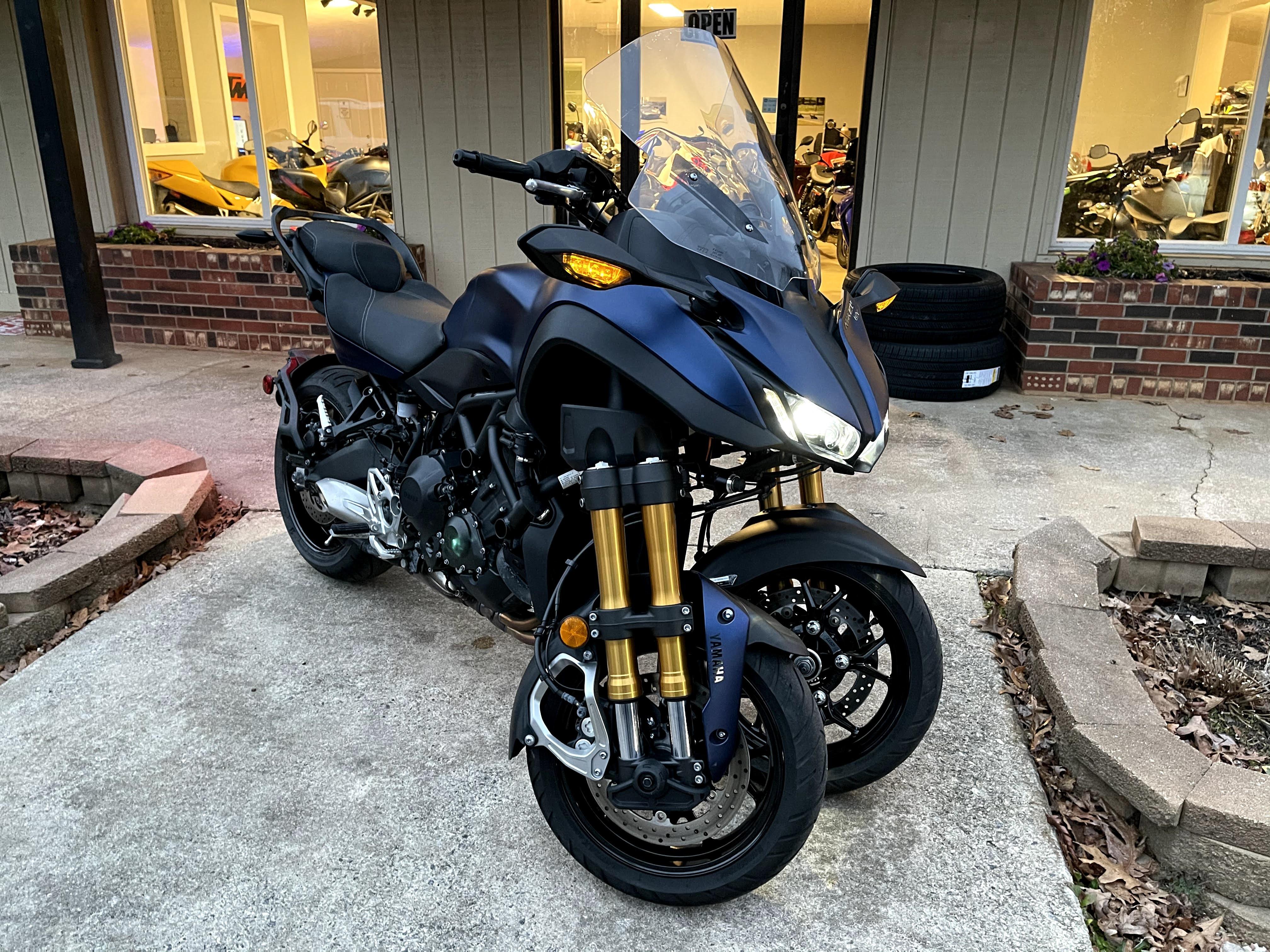 Photo Used 2019 Yamaha Sport Touring Motorcycle  $11998