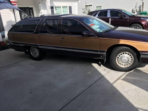 Photo 1996 Buick Roadmaster Estate Wagon - $2,500 (Bluffton)