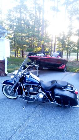 Photo 2000 Harley Davidson Road King FLT - $6,500 (Columbia)