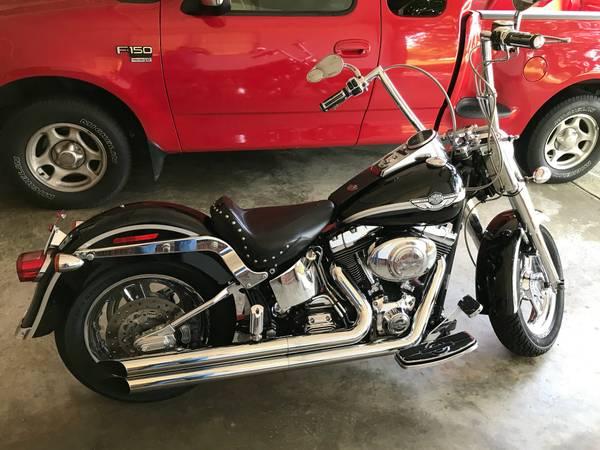 Photo 2003 Harley Davidson Fat Boy - $5,500 (Columbia, SC)