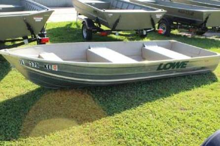 Photo 2006 Lowe 1239 Sea Nymph  3.5 Tohatsu Outboard Motor - $800 (St. Helena Island)
