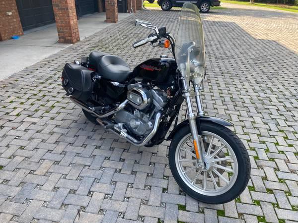 Photo 2007 Harley Davidson XL 883 Sportster - $5,000 (Mt Pleasant)