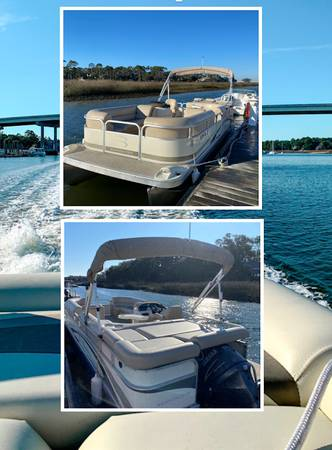 Photo 2008 Bennington Pontoon Boat - R Series 2275GL (Hilton Head Island)