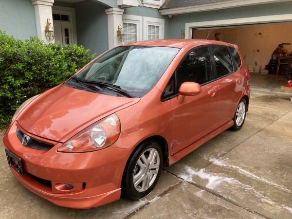 Photo 2008 Honda Fit - $3,500 (Bluffton)