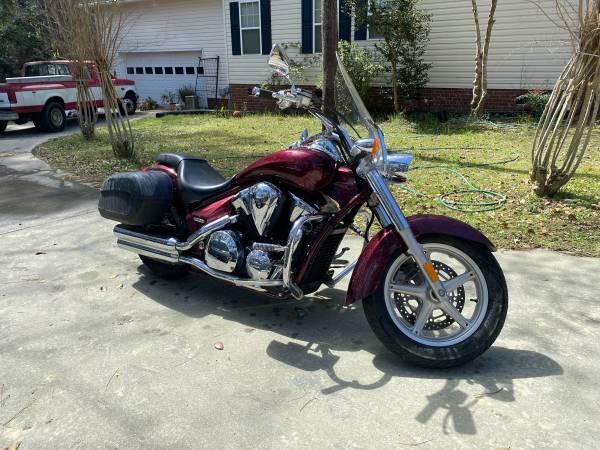 Photo 2012 Honda VT 1300 CT interstate - $7,000 (Walterboro)