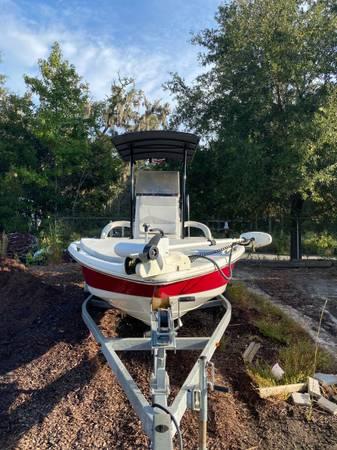 Photo 2018 key largo 206 bay boat - $40,000 (Bluffton)