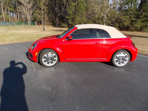 Photo 2019 VW Beetle SE Final Edition - $26800 (RIDGELAND)