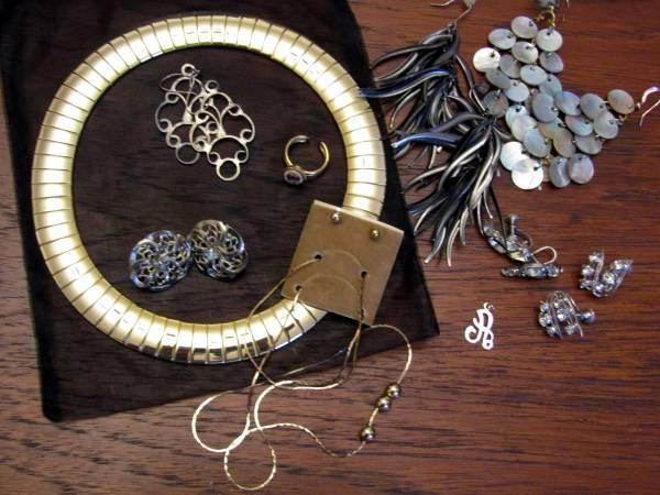Photo Batch of Costume Jewelry - $50 (Moss Creek)