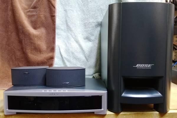 Photo Bose 321 GSX DVD Home Theater System - $170 (Hilton Head)