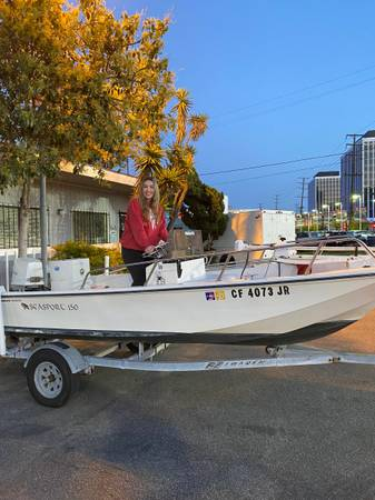 Photo FOR SALE-15FT 1987 Sea Sport Center Console Fishing Boat. - $7,000 (Bluffton, SC)