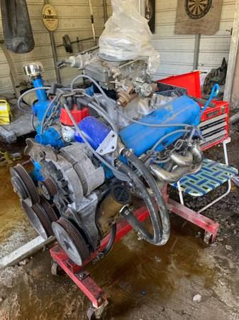 Photo Ford 302 - $600 (Beaufort)