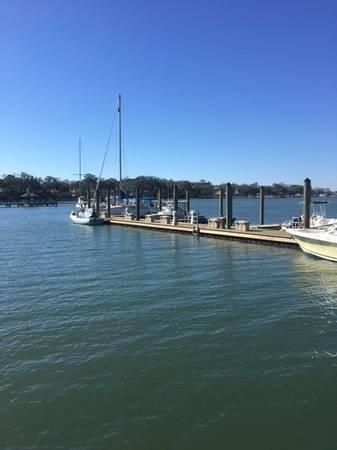 Photo Hilton Head Boat Dock Slip for Rent - $250 (Hilton Head Island)