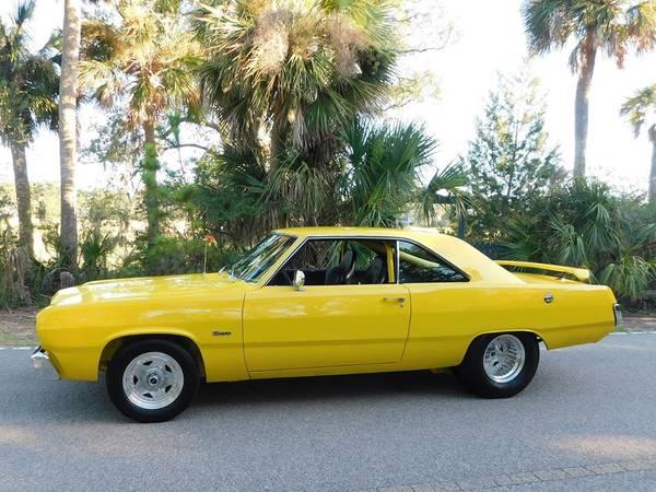Photo MOPAR - 1973 Plymouth Sc Fat Tire Car - $22500 (Hilton Head Island)