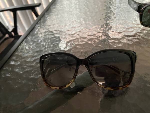 Photo Maui jim sunglasses - $125 (Beaufort)