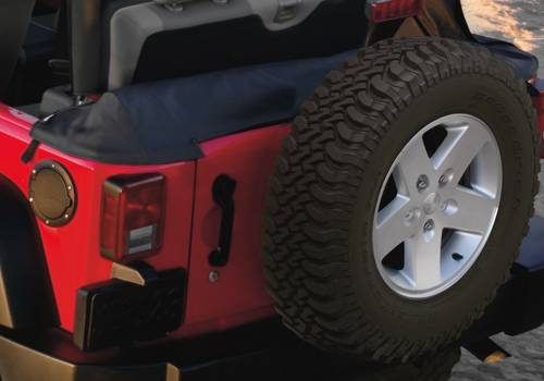 Photo Mopar Soft Top Boot 07-10 Jeep Wrangler JK 2DR - $50 (Bluffton)