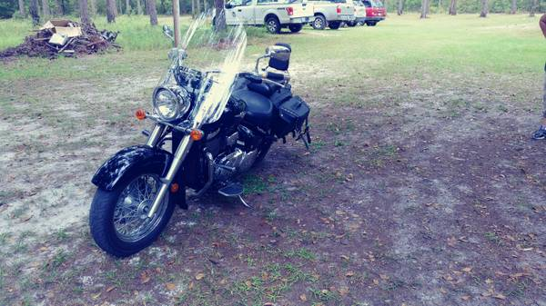 Photo Motorcycle for Sale - $2,500 (ELLABELL)