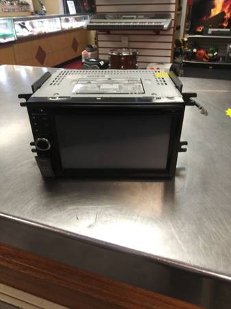 Photo Planet Audio Double Din - $100 (Goose Creek)