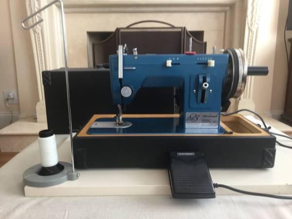 Photo Sailrite Ultrafeed sewing machine - $675 (Bluffton)
