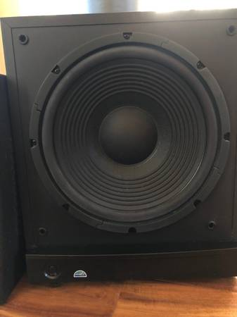 Photo Sony SA-WM40 Subwoofer - $50 (Mount Pleasant)