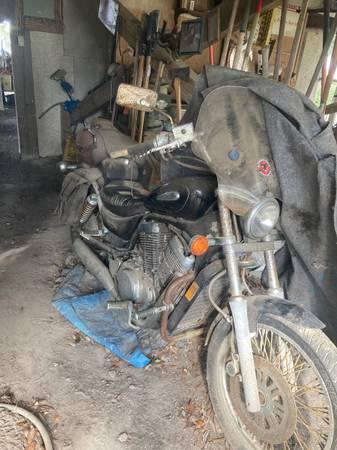 Photo Suzuki Intruder 800 Motorcycle For Sale - $1,200 (Okatie)