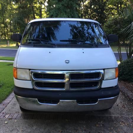 Photo VAN Dodge Ram - $3500 (Beaufort)