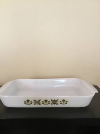 Photo Vintage Anchor Hocking Fire King Dish - $15 (Beaufort)