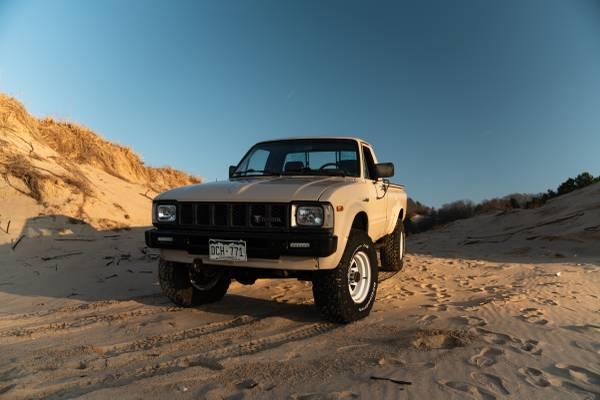 Photo 1982 Toyota Pickup - $13,000 (Saugatuck)