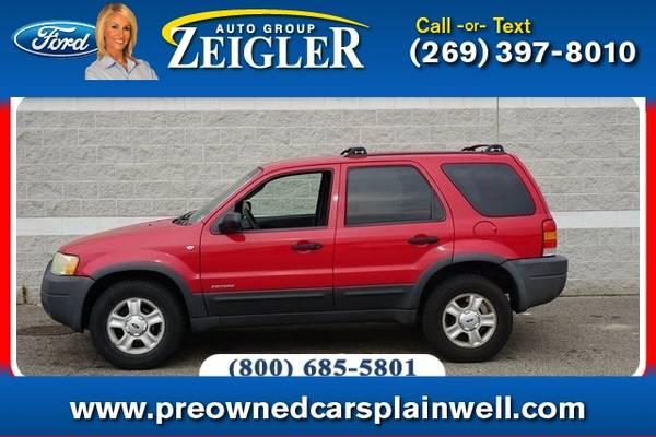 Photo 2002 Ford Escape XLT - $5,990 (_Ford_ _Escape_ _SUV_)