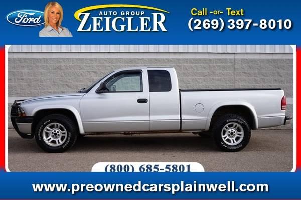 Photo 2003 Dodge Dakota Sport - $3300 (_Dodge_ _Dakota_ _Truck_)