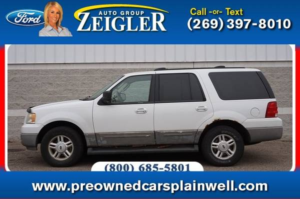 Photo 2003 Ford Expedition XLT - $5,250 (_Ford_ _Expedition_ _SUV_)