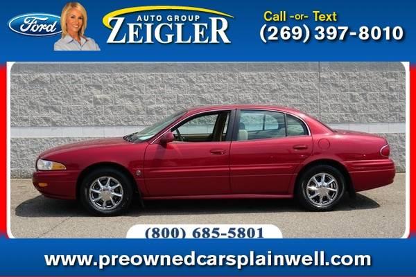 Photo 2004 Buick LeSabre Limited - $4,970 (_Buick_ _LeSabre_ _Sedan_)