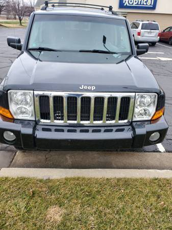 Photo 2007 Jeep Commander - $3,500 (Holland)