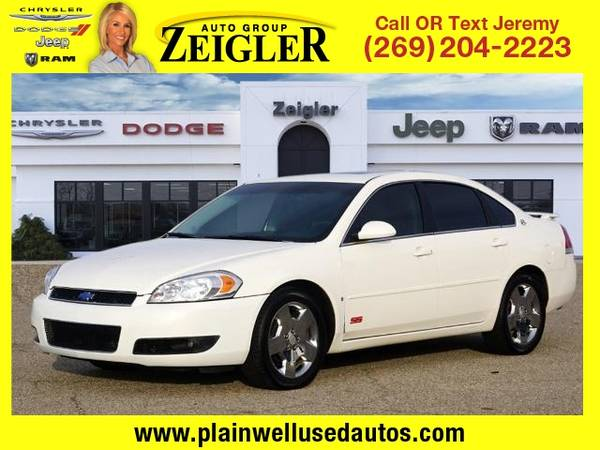 Photo 2008 Chevrolet Impala SS - $5,995 (_Chevrolet_ _Impala_ _Sedan_)